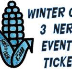 winter Cob ticket